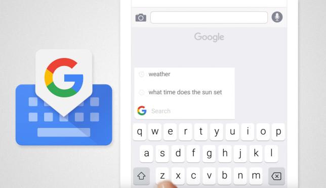 El teclado de Google ya traduce tu voz en tiempo real