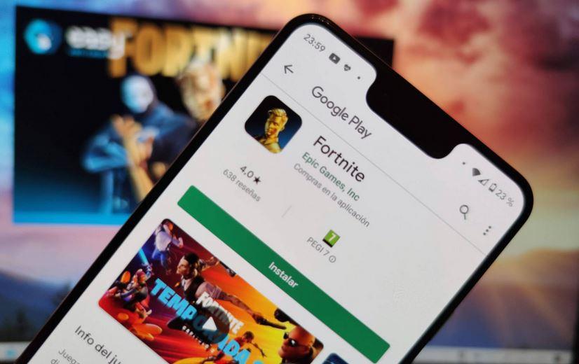 Google y Apple retiran Fortnite de la Play Store y la App Store