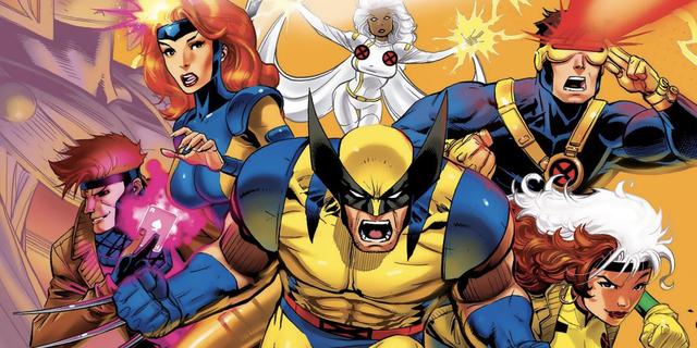 La serie animada de X-Men podría revivir en Disney+