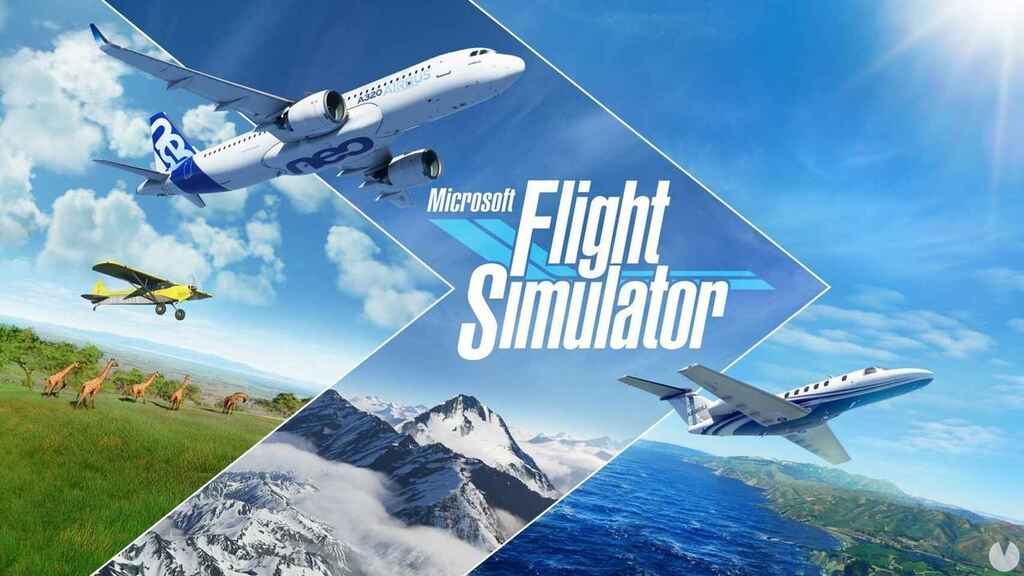 Ni el mejor PC logra llegar a 60 FPS en Microsoft Flight Simulator