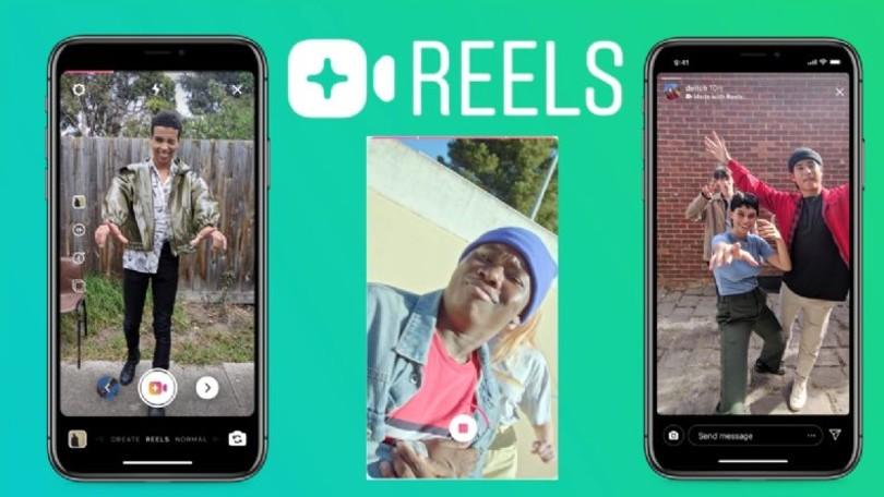 Instagram Reels la próxima aplicación de Facebook que competirá con TikTok