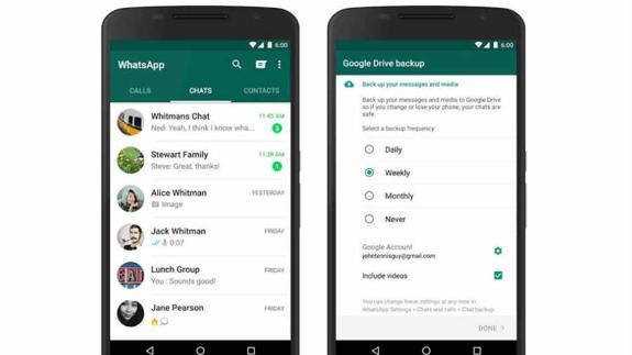 WhatsApp: lanzará la opción de silenciar chats para siempre.