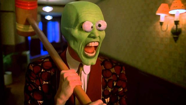 Warner planea hacer dos nuevas películas de 'La Máscara' con Jim Carrey