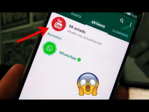Con este truco podrás colocar videos en tus estados de WhatsApp.