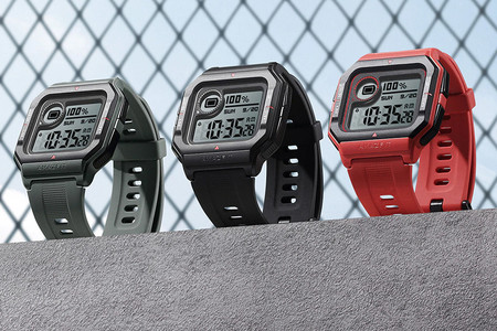 Amazfit NEO, el nuevo smartwatch 'retro' de Xiaomi