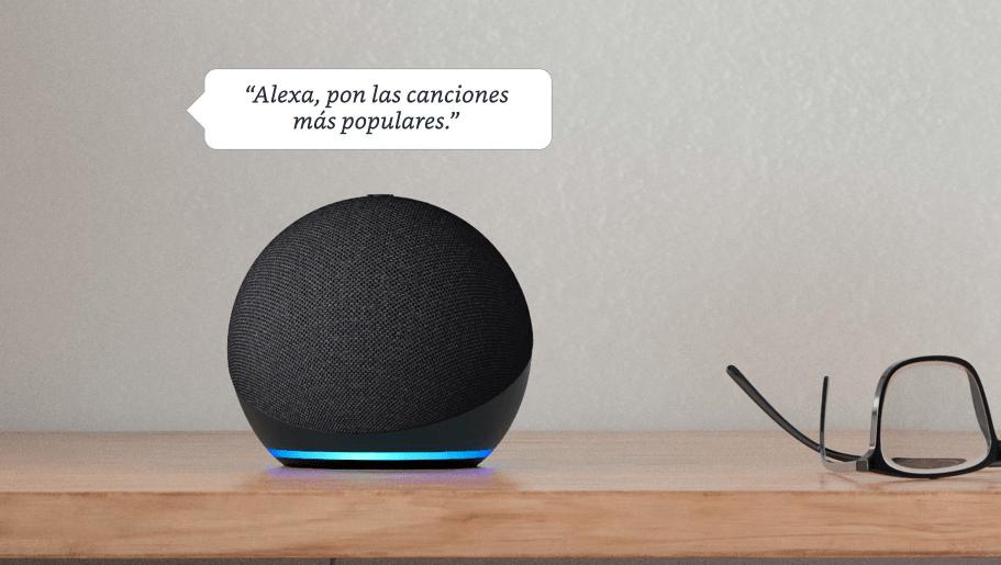 Amazon renueva sus altavoces inteligentes Echo, ahora son esféricos