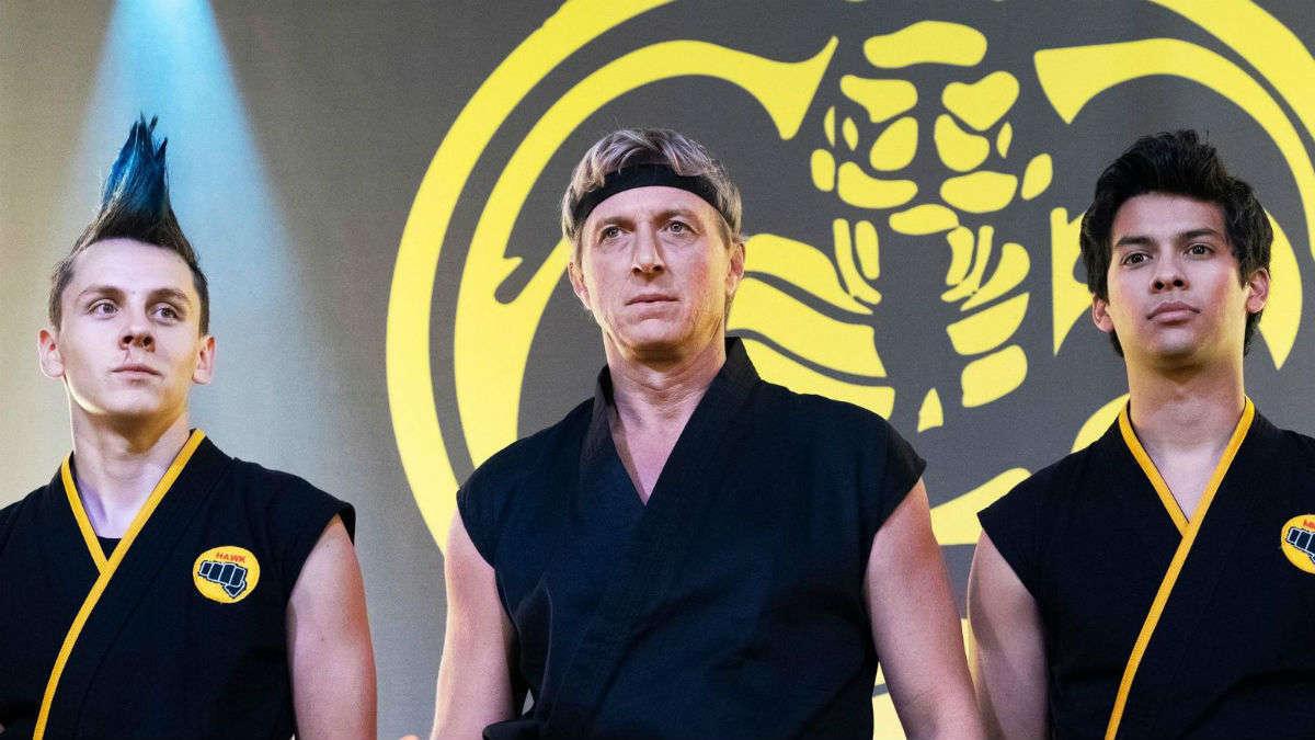 Cobra Kai ya está disponible en Netflix y prepara su tercera temporada