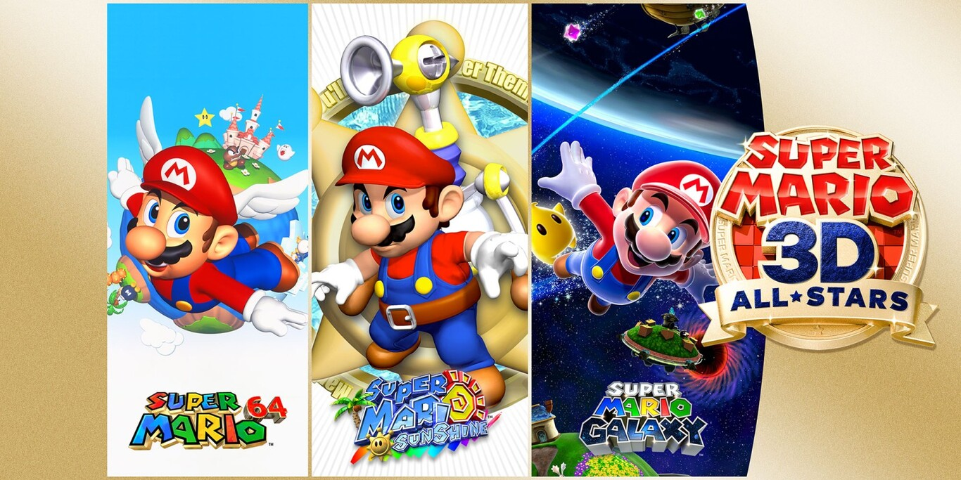 El nuevo 'Super Mario 3D All-Stars' corren con un emulador