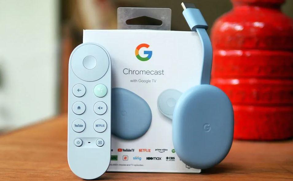 Google presenta el nuevo Chromecast con Google TV