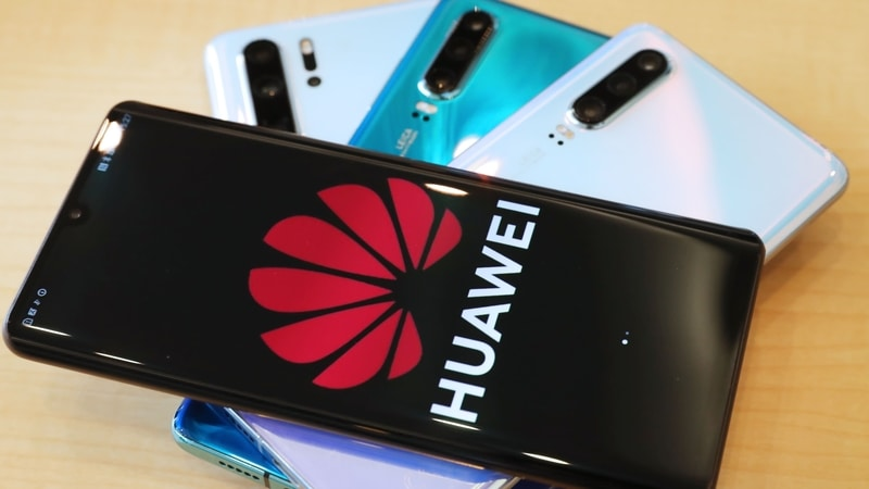 Huawei no podrá adquirir pantallas de Samsung y LG por veto de EE.UU.
