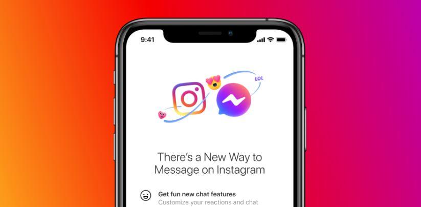 Instagram y Facebook Messenger se fusionan en una sola app de mensajería