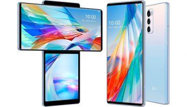 LG Wing: El smartphone con dos pantallas y cámara frontal 'pop-up'