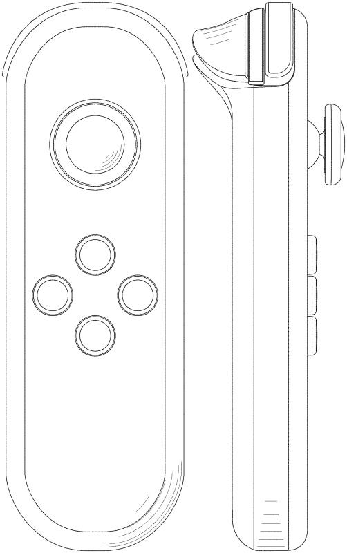 Nintendo patenta un nuevo Joy-Con independiente para Switch