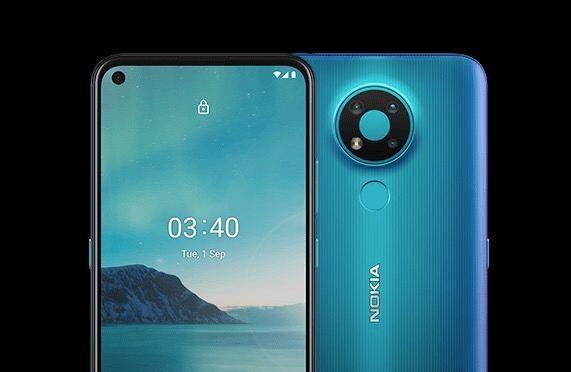 Nokia 2.4 y Nokia 3.4, los nuevos teléfonos baratos con gran diseño