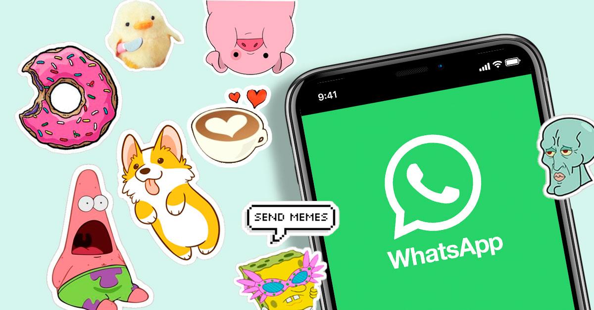 Organiza tus stickers de WhatsApp para encontrarlos más rápido