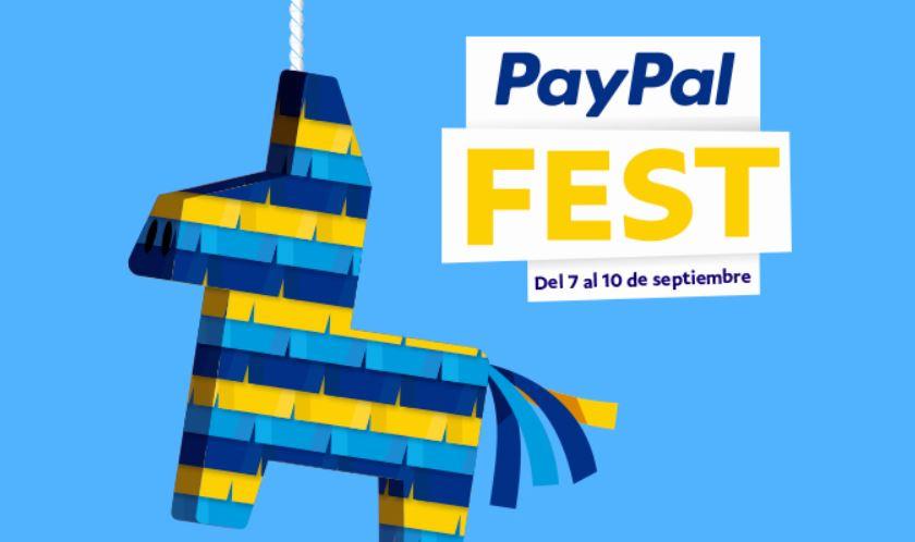 PayPal Fest: Celebra el 10° aniversario de PayPal con muchas ofertas