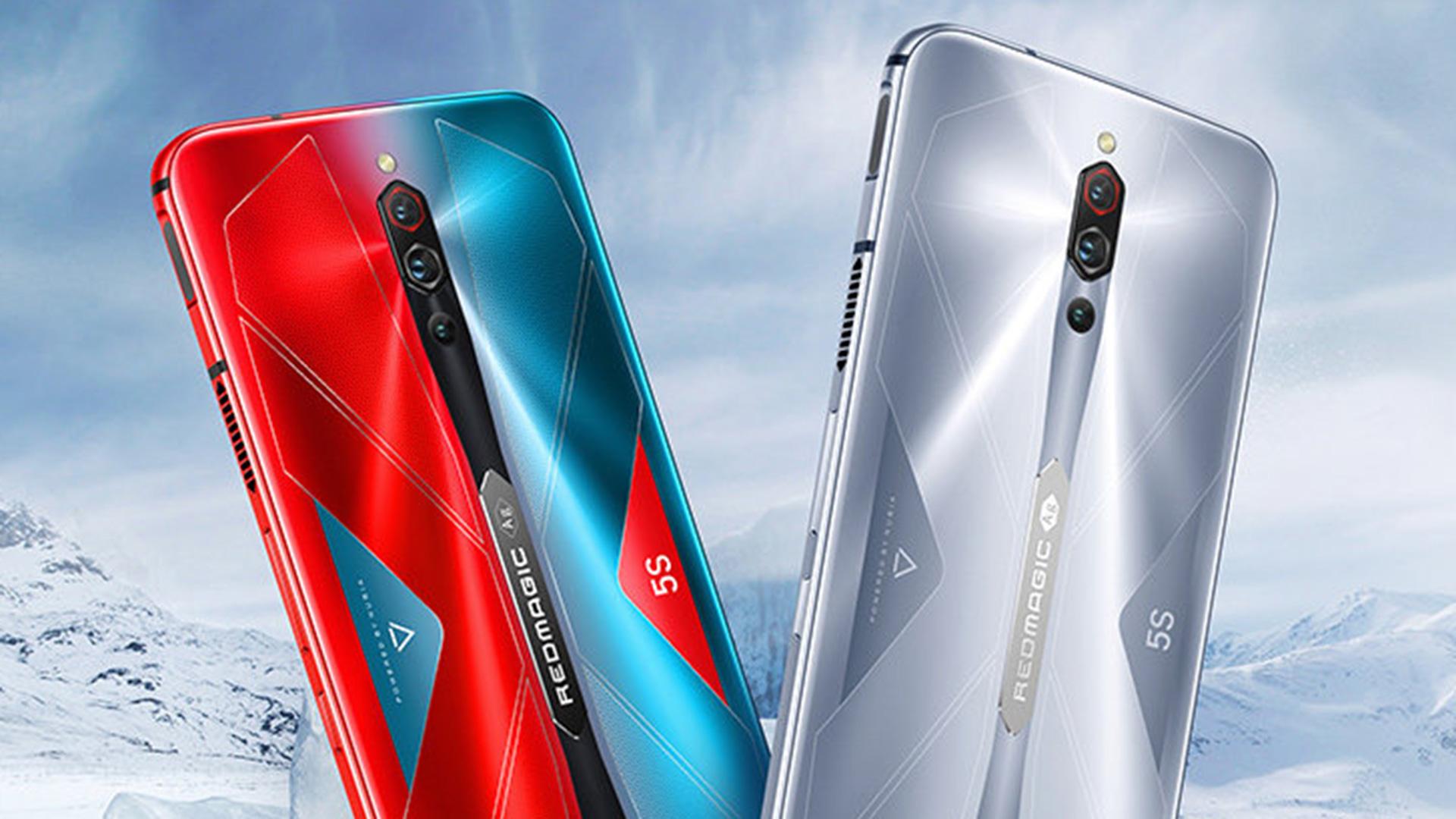 Red Magic 5S: El smartphone gamer con mejor relación calidad-precio