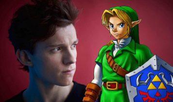 Tom Holland podría interpretar a Link en 'The Legend of Zelda' de Netflix