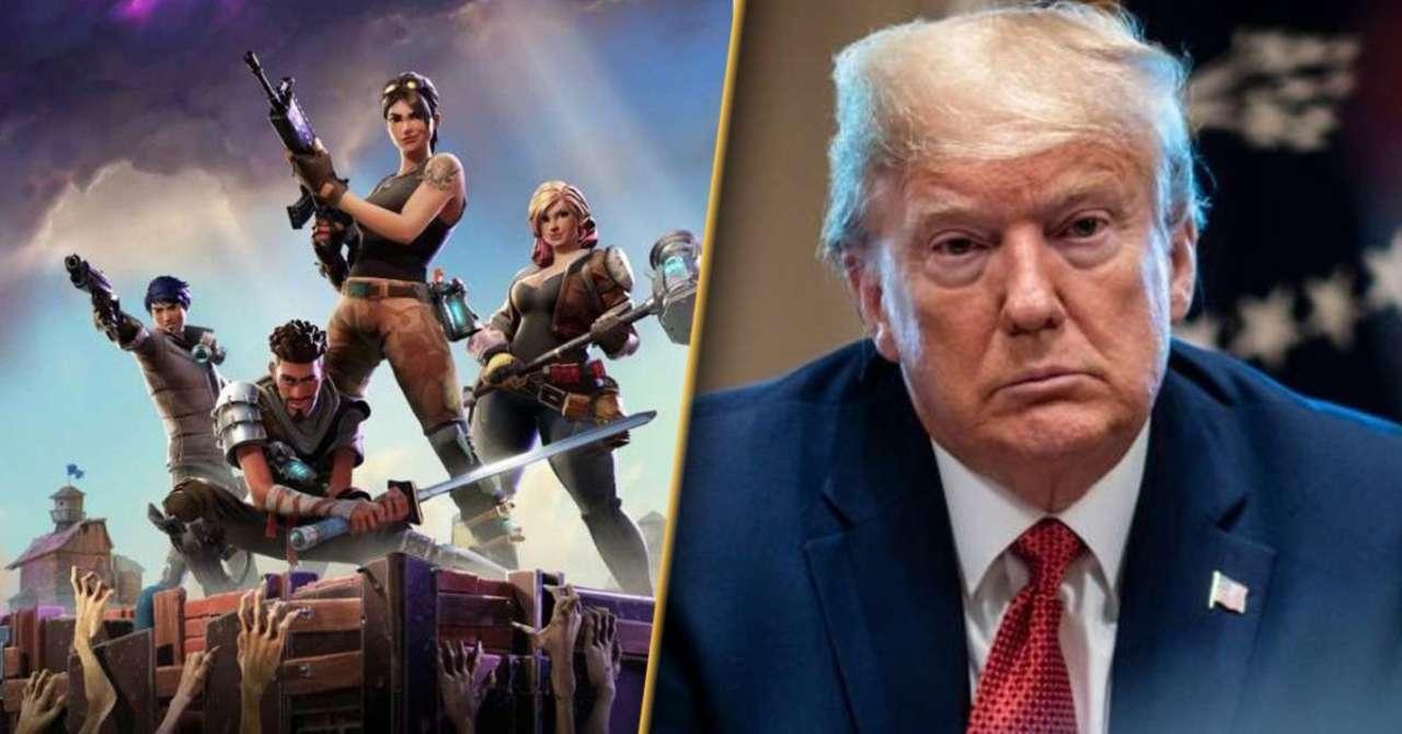 Trump ahora investiga a Tencent y Riot, al igual que a Epic Games