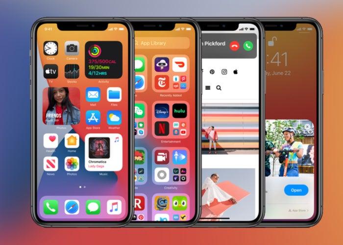 iOS 14 permite cambiar iconos y usar widgets para personalizar tu iPhone