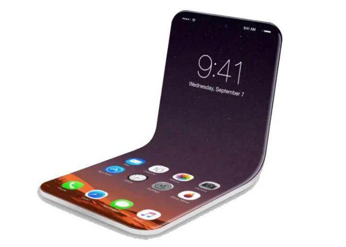 Apple quiere fabricar equipos con pantallas flexibles que se reparen solas