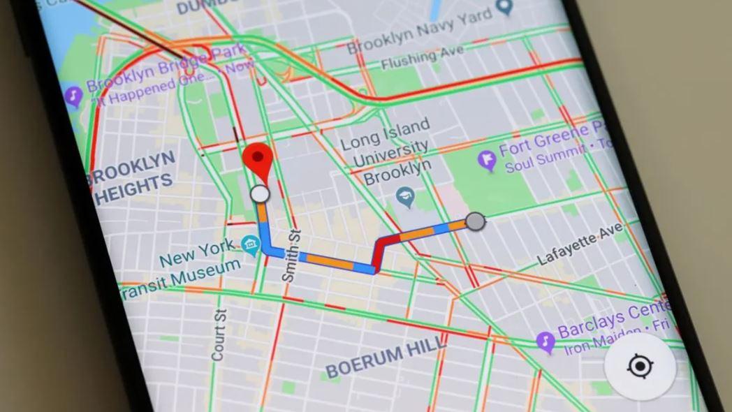 Así es como Google Maps predice el tráfico y calcula las rutas