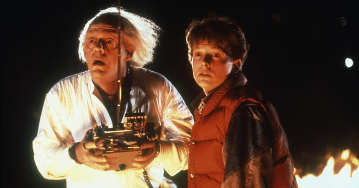 'Back to the Future' regresará a los cines de México