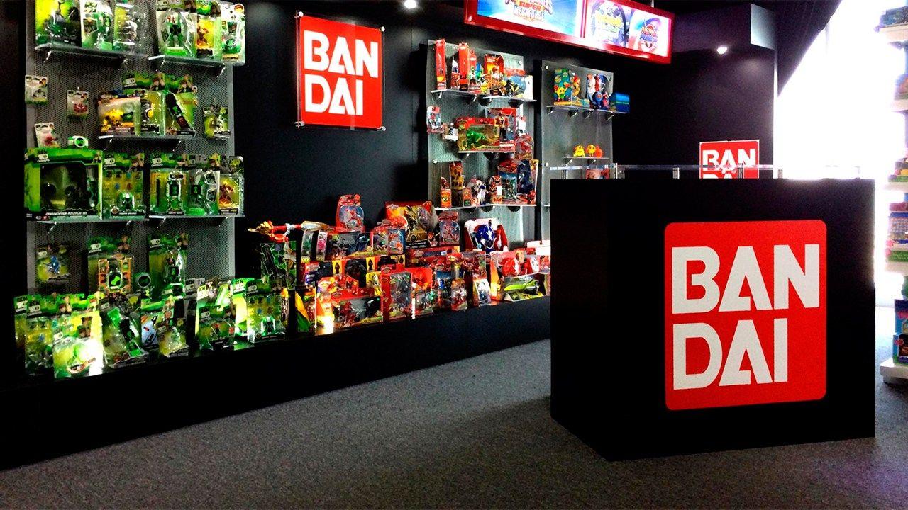 Bandai lanzará un sitio exclusivo para coleccionistas mexicanos