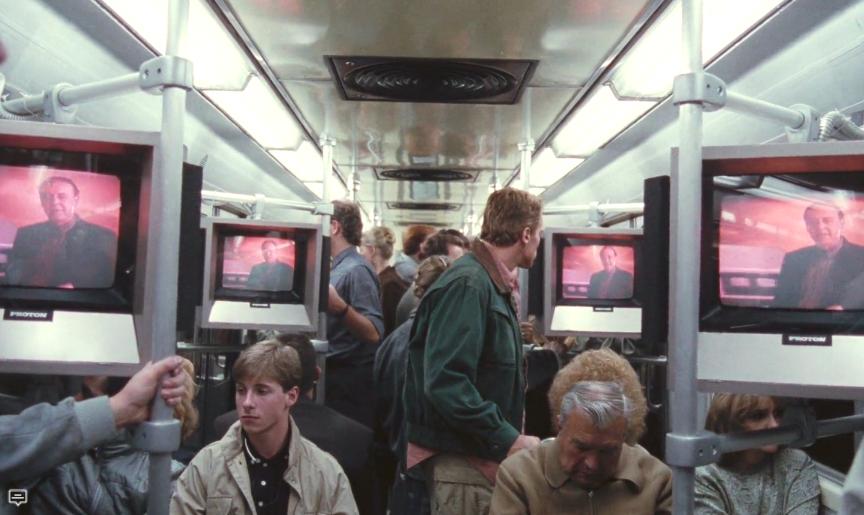El día que Schwarzenegger grabó una película en el metro de la CDMX 2