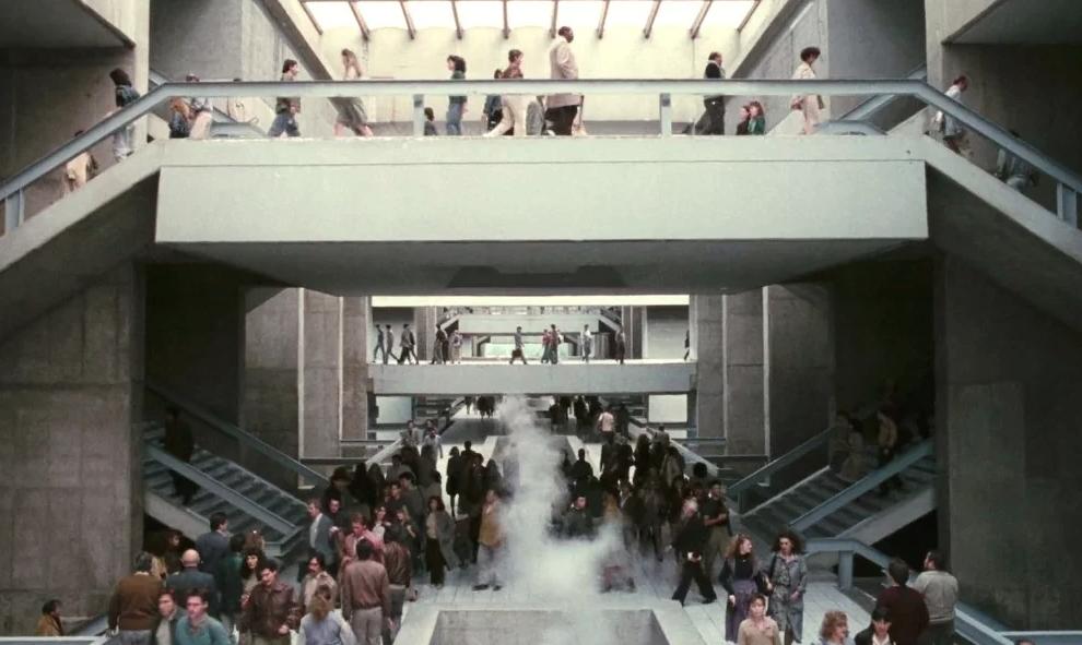 El día que Schwarzenegger grabó una película en el metro de la CDMX 3