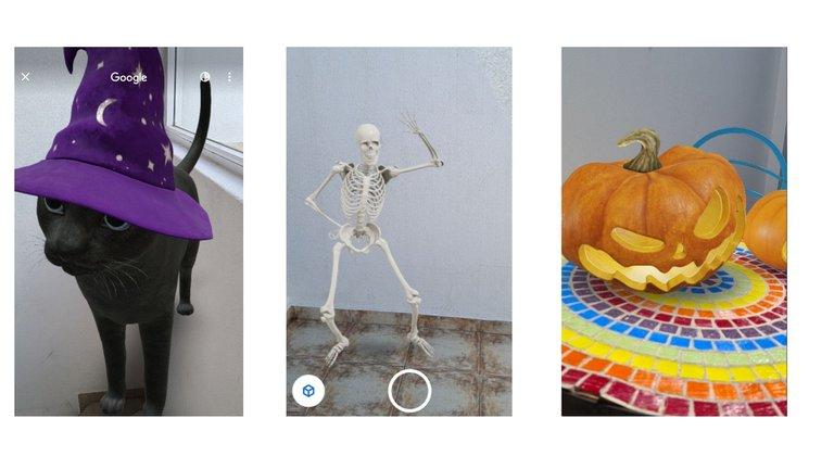 Encuentra fantasmas en tu casa con Google y la cámara de tu celular