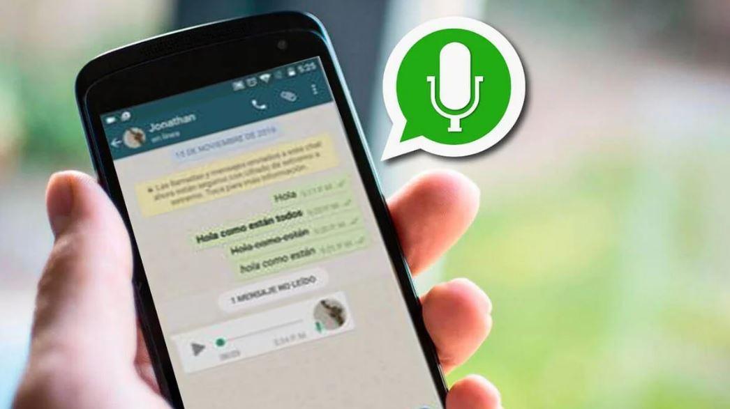 Escucha notas de voz en WhatsApp sin que se den cuenta