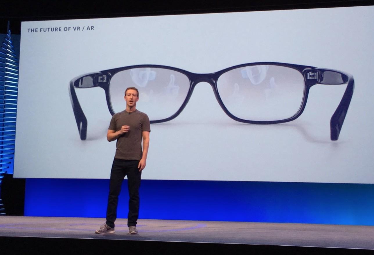Facebook y Ray-Ban lanzarán unos lentes de realidad aumentada en 2021