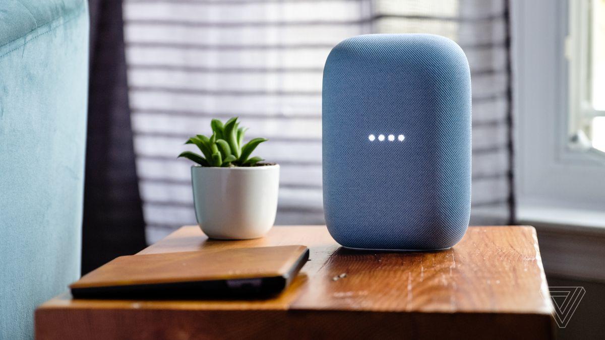 Google Nest Audio: El nuevo y renovado altavoz inteligente de Google