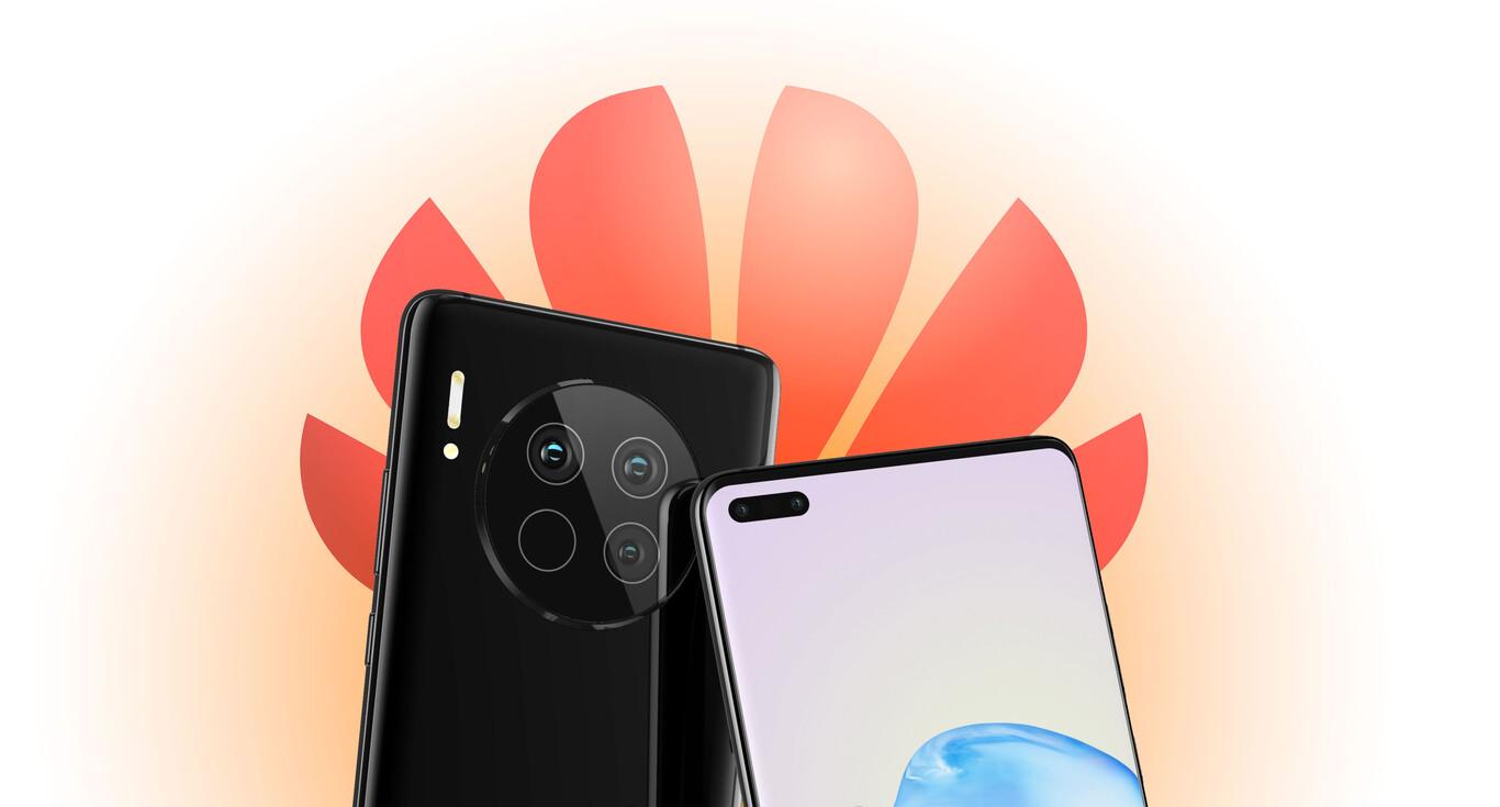 Huawei Mate 40: revelan fecha de presentación y nuevo diseño hexagonal
