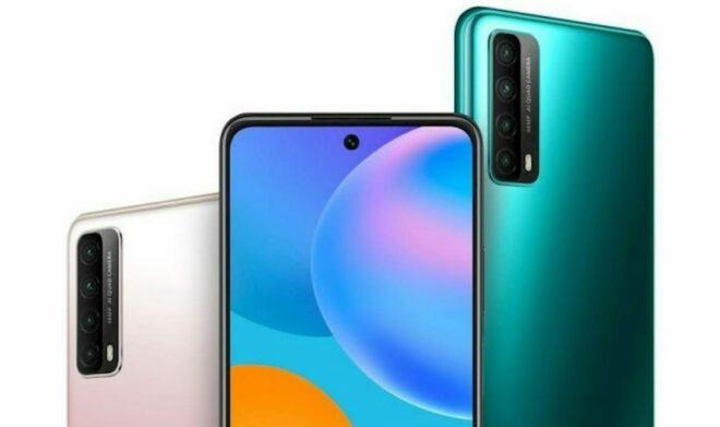 Huawei P Smart 2021: Un diseño renovado y pantalla perforada