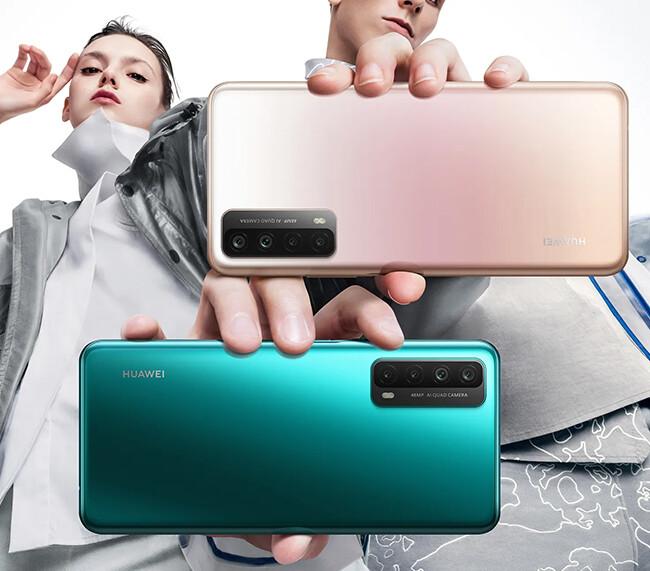 Huawei P Smart 2021: Un diseño renovado y pantalla perforada 2