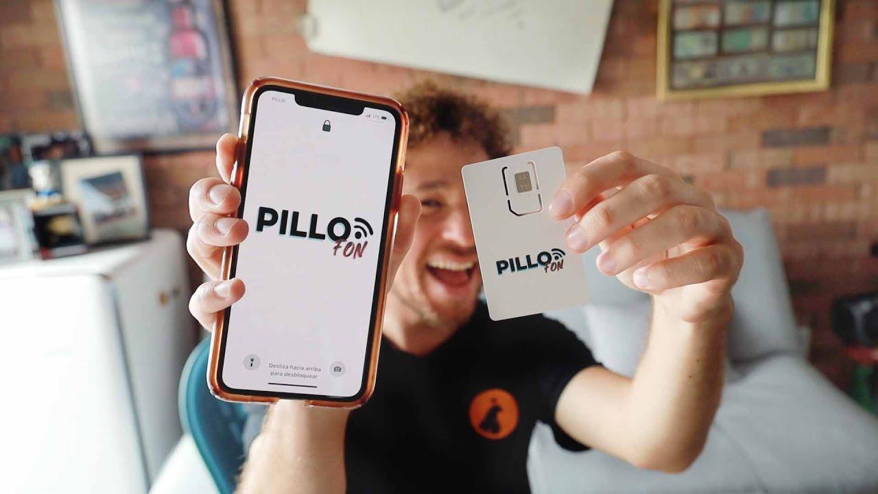 Luisito Comunica presenta PilloFon, su compañía de telefonía móvil