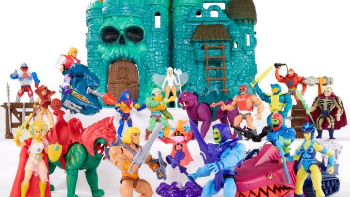 Mattel anuncia una nueva línea de figuras de Masters of the Universe Origins 2
