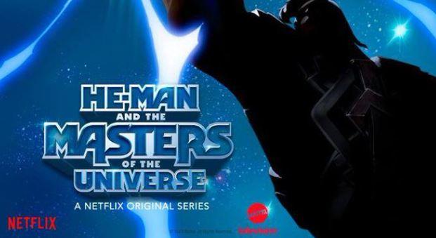 Nuevos pósters de la serie animada de 'He-Man' de Netflix