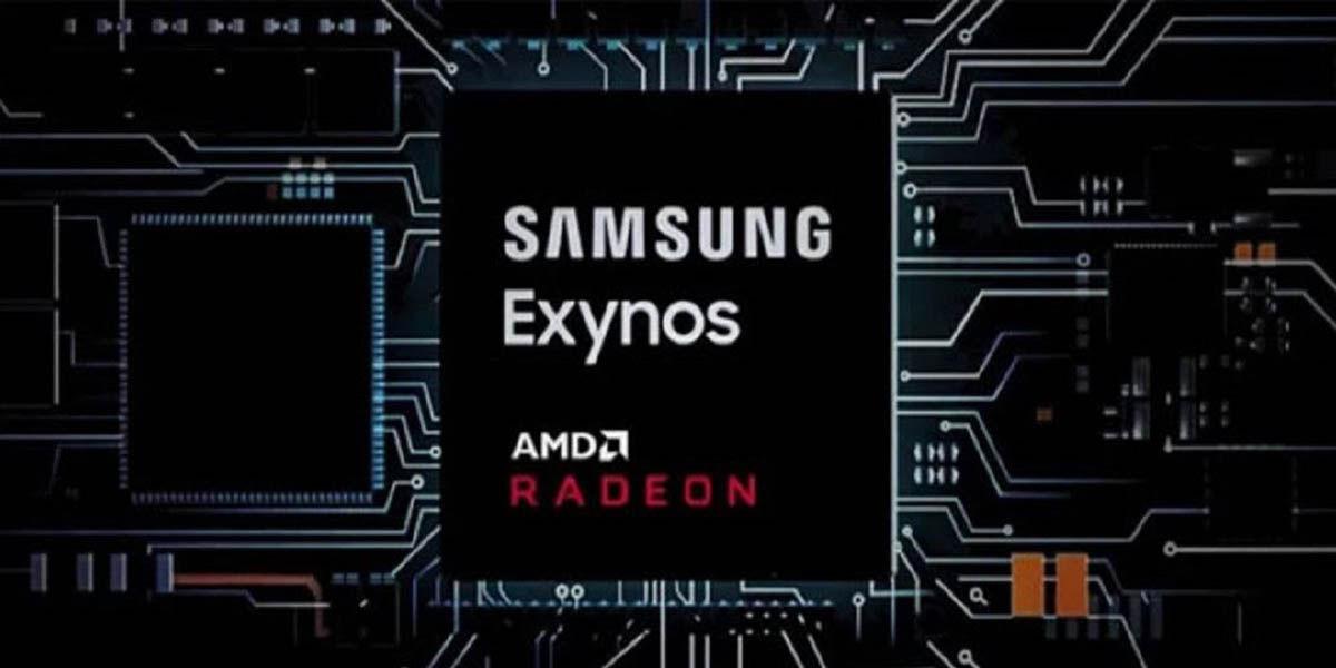 Samsung desarrolla el Exynos 9925, su primer chipset con GPU de AMD