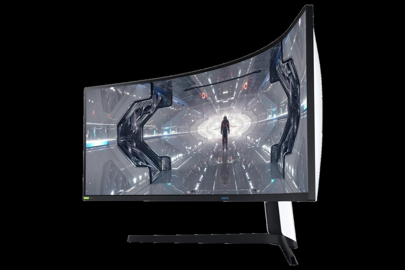Samsung presenta Odyssey G9 en México, un gran monitor gaming curvo