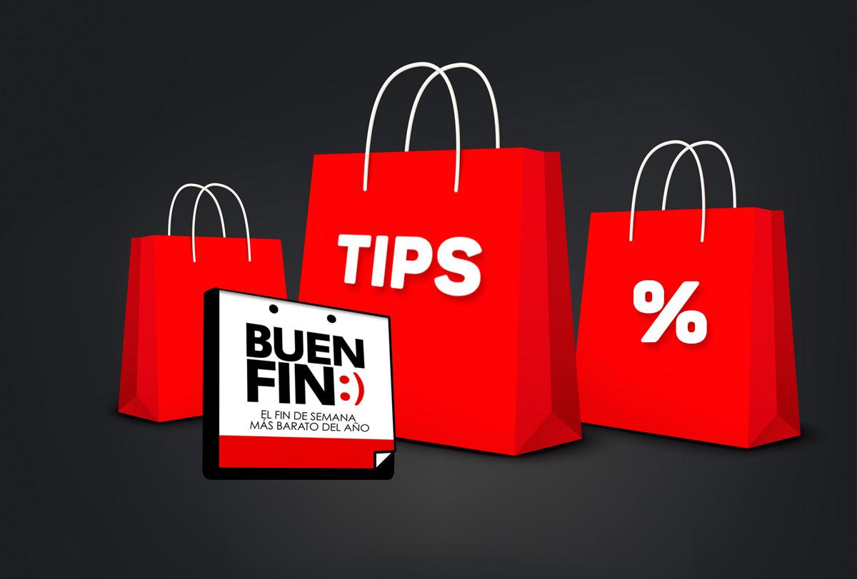 Ahorra y cuida tu dinero durante el Buen Fin 2020