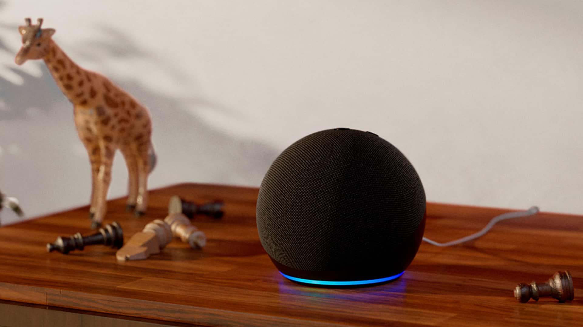 Amazon Echo 4: Un altavoz más inteligente que la generación anterior