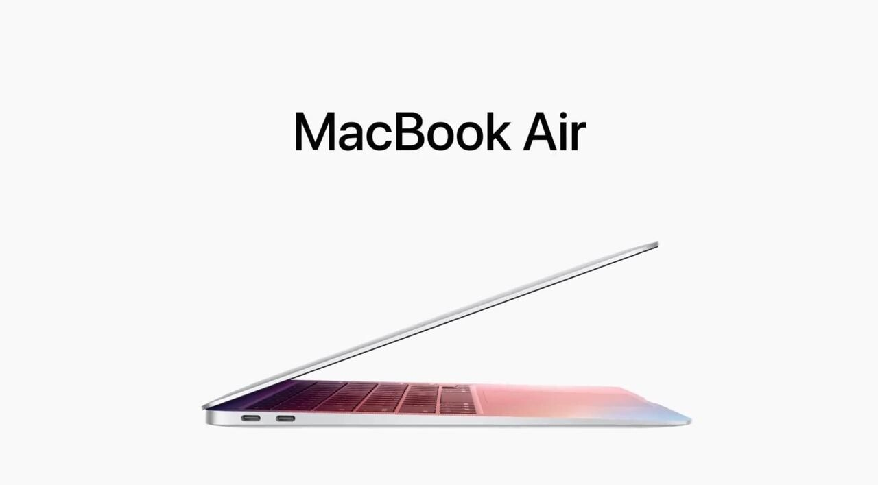 Apple lanza el nuevo MacBook Air con chip M1 y sin ventiladores