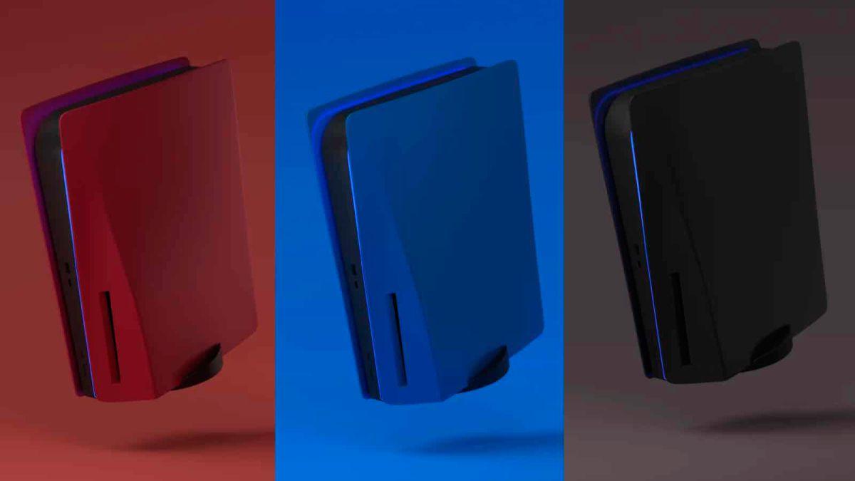 Cancelan reservas de carcasas para PS5 por problemas legales con Sony
