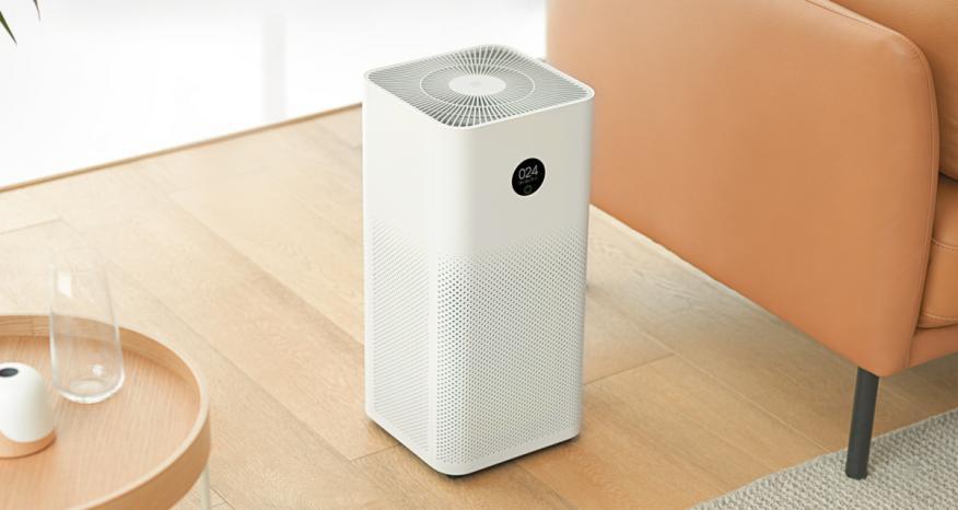 Conoce el purificador de aire de Xiaomi, ideal para el Covid-19