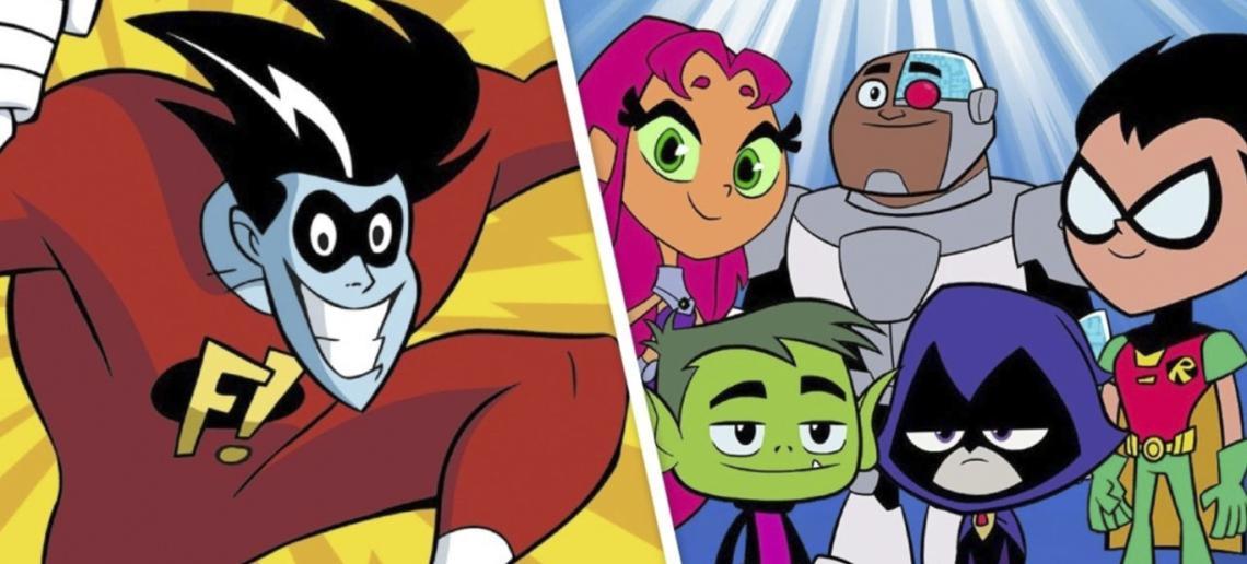 Fenomenoide regresará a la televisión en un capítulo de Teen Titans Go!