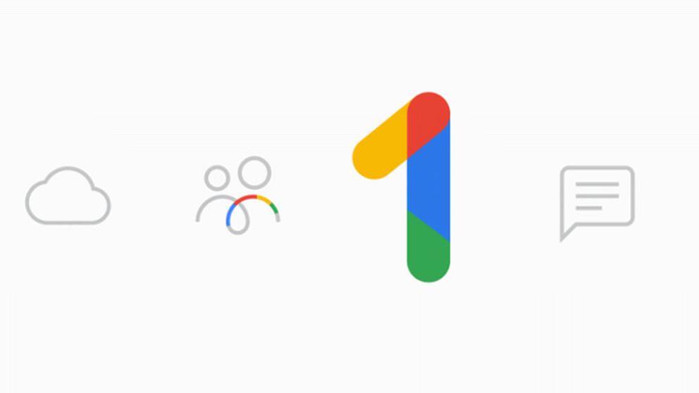 Google One: El servicio de almacenamiento para Google Fotos, Drive y Gmail