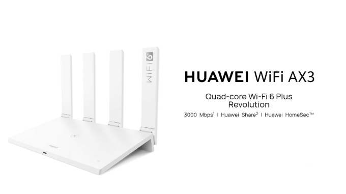 Huawei WiFi Ax3, la mejor opción en routers WiFi 6